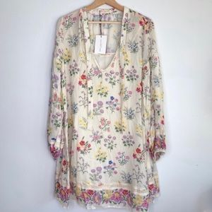Spell & The Gypsy Collective Posy Long Sleeve Mini